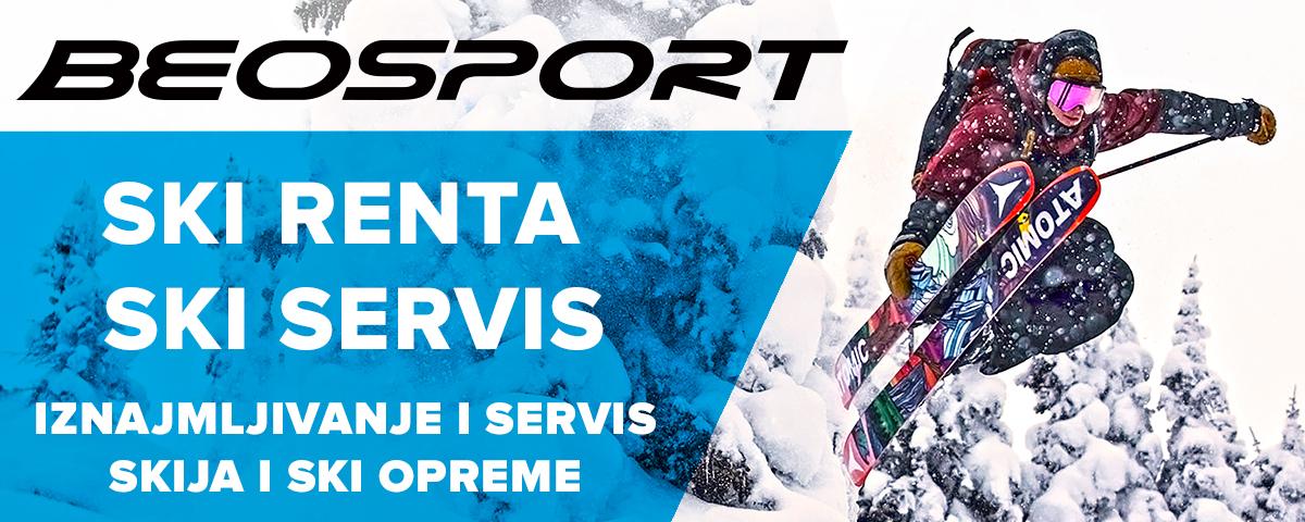 Renta skija i ski servis Beosport