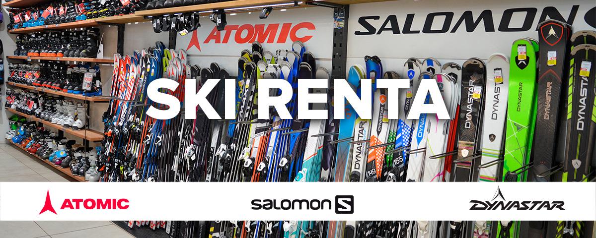 Rentiranje ski opreme u Beosportu