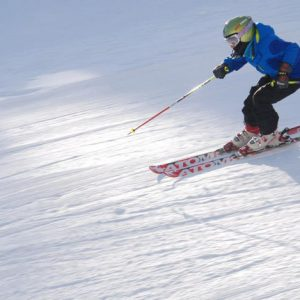 Ski škola Čigota - na stazi