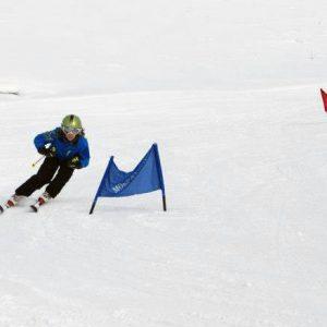 Ski škola Čigota na stazi