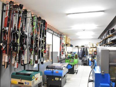 Servisiranje skija